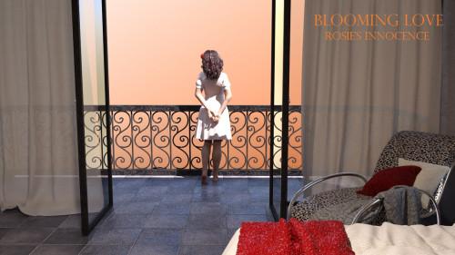 Blooming Love Celebration - Rosie's Innocence Porn games