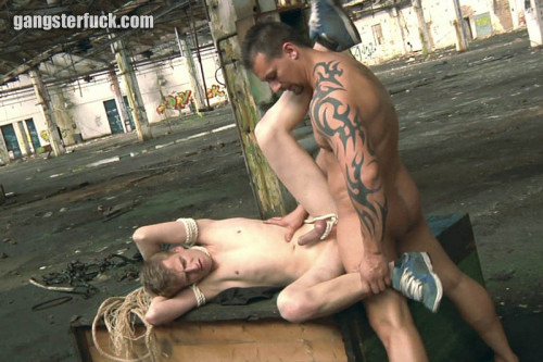 Gangster Fuck - The Dark Side Gay BDSM
