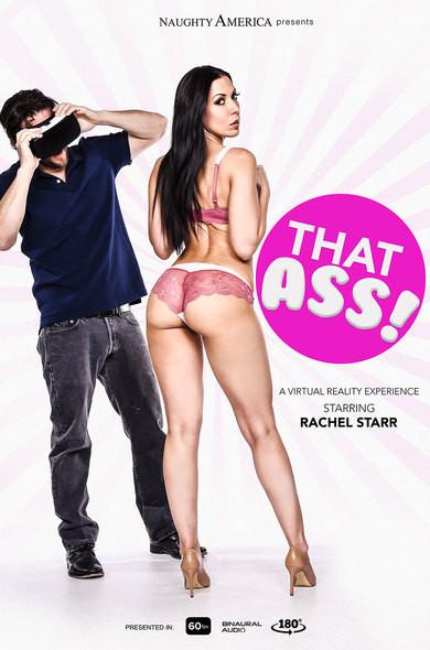 Rachel Starr 3D stereo Porn