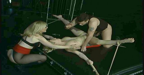 Stuffing the Holes(Adrianna Nicole, Chris Cannon, Nina Hartley)