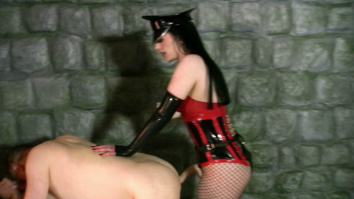 Mistress Rebekka's Butt Slut Brigade - Anal Examination Pt 3 Femdom and Strapon