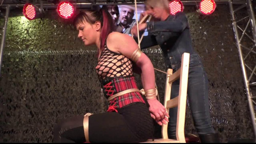 A new Challenge by Lena King ! - HD 720p BDSM