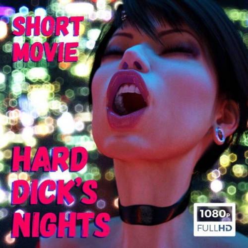Hard Dick's Nights 3D Porno
