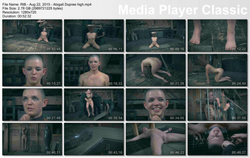BDSM soldiers – Abigail Dupree