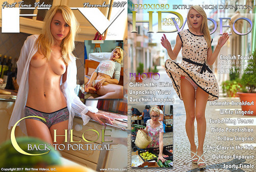 Chloe English Tourist FHD