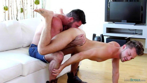 ManRoyale – Fuck a Pornstar Part 2 – Billy Santoro and Christian Taylor
