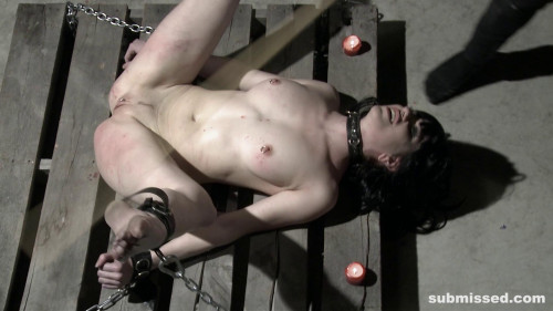 Cheri Tied Up In Cell Pt 181