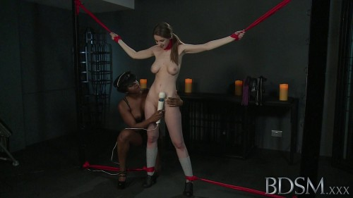 Mistress Jasmine Webb and sub Stella (2014)