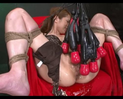 Mondo64 - Miharu Asians BDSM