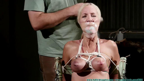 Amanda Foxx Begs For Tit Torture and Gets It! - Part 5