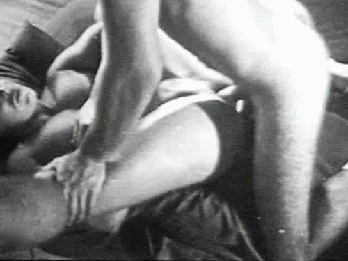 Vintage Bareback - Hairy Muscle Daddy Part 2 (1979) Gay Retro