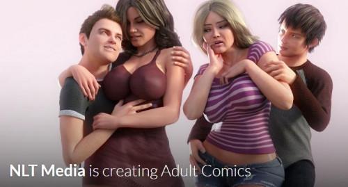 NLT Media Porn Comics