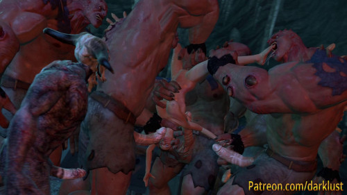 Orgy Monster – Part 3 Beta Full