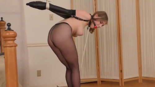 Bondage, strappado and ache for very hot beauty part 2 Full HD 1080p