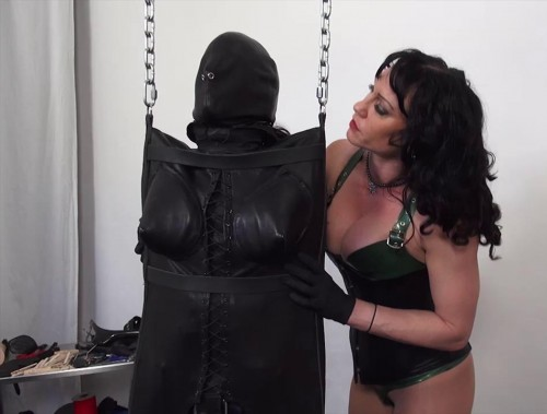 Mistress Miranda Leathering Elise Part 2