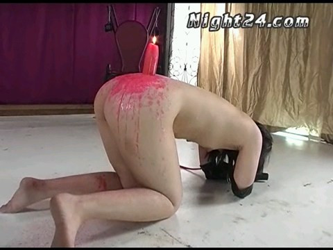 Japanese beauty get BDSM satisfaction