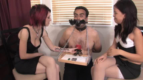 Miss-Tiffany Videos Part 9 Femdom and Strapon