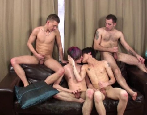 Cleaning Orgy