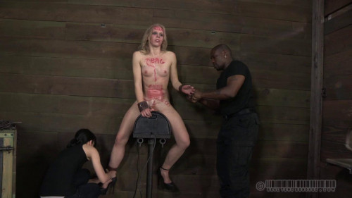 Bondage Ballerina, Part 3