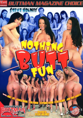 Nothing Butt Fun Gonzo (Point Of View)