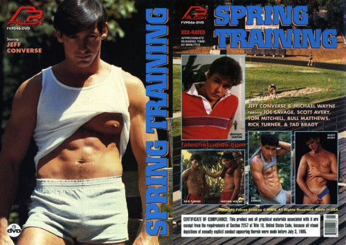 Falcon - Spring Training (1985)