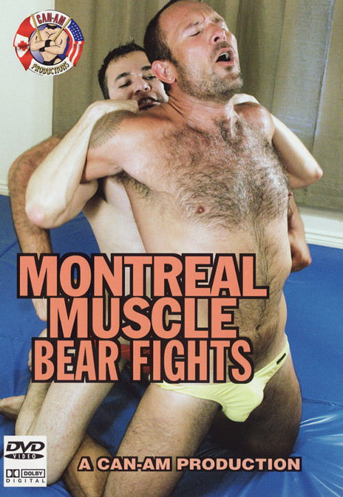 Can-Am Productions - Montreal Muscle Bear Fights (2013)