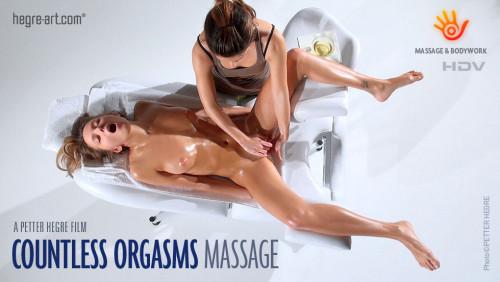 Hegre-Art - Clover - Countless Orgasms Massage Sex Massage