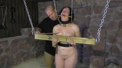 Ultra heavy power exchange - Tiny Tits & Nipple Torture