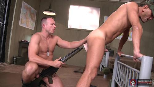 Armed Services, Scene #01 (Bryan Brawn, Ethan Hudson)