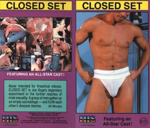 Bareback Closed Set - J.W. King, R.J. Reynolds (1988)