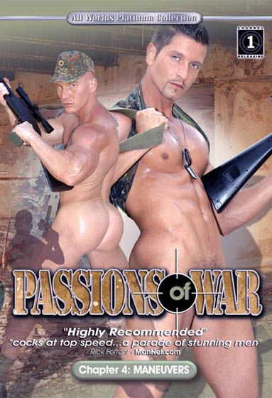 Passions Of War 4 - Maneuvers