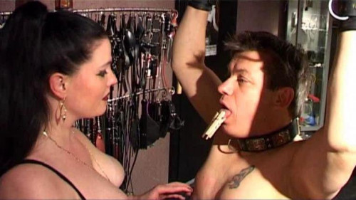 Porn Most Popular Femdom Shed Collection part 11 Femdom and Strapon