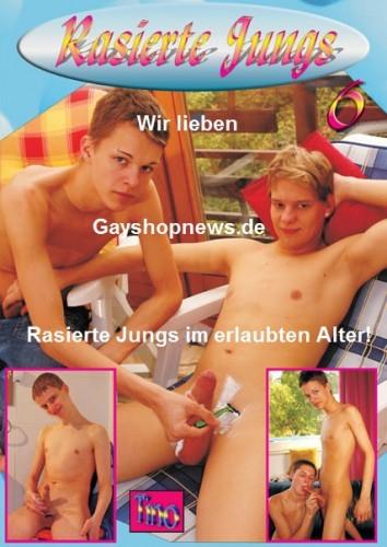 Rasierte Jungs vol.6