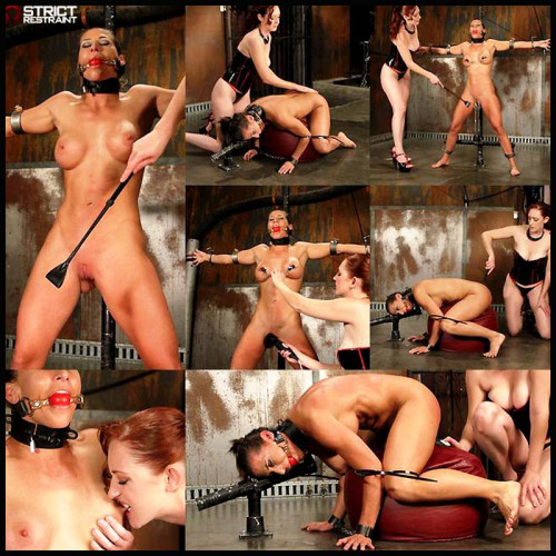 Ariel Restrained # 1 (Ariel X) StrictRestraint