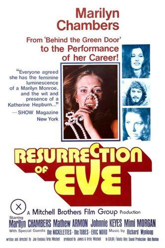 Resurrection of Eve (1973) - Marilyn Chambers, Mimi Morgan Vintage Porn