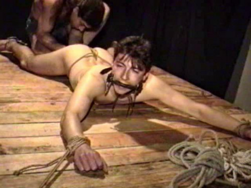 Iron Tits Gay BDSM
