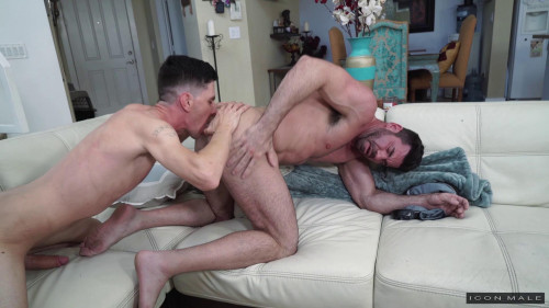 IconMale - Double Trouble - Billy Santoro and Michael Stax 1080p