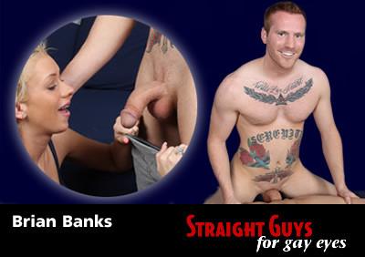 Brain Banks on SG4GE Bisexual