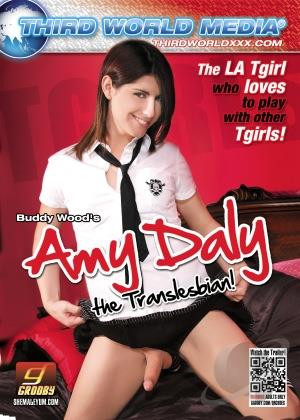 Amy Daly The Translesbian!