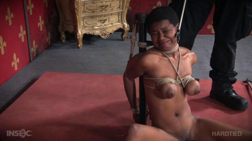 Poised BDSM