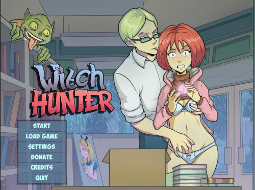 Witch Hunter Ver.0.5.0