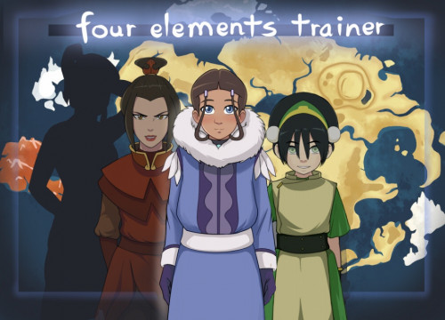 Four Elements Trainer Ver.0.8.3