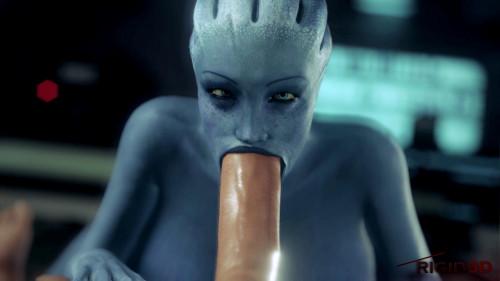 liaras Lust 3D Porno