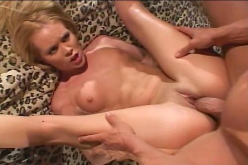 Young Slut Bianca Pleasured By Older Man