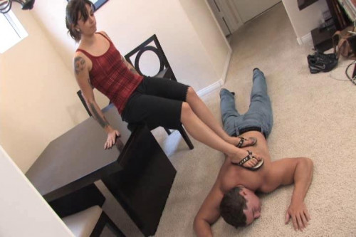 Trample And Foot Domination Porn Videos Part 2  ( 50 scenes) MegaPack