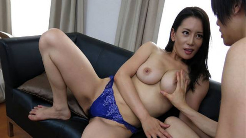 Rei kitajima is drilled so much by her juvenile neighbor
