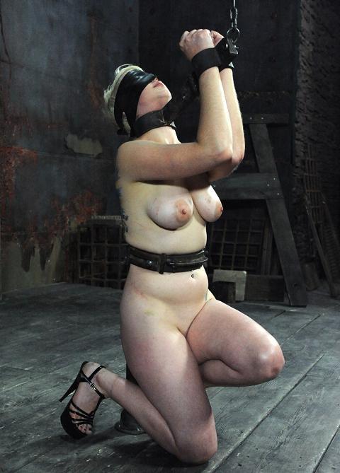 Sweet body in torture