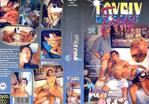 Lovely Teeny - Party Time (2001) VHSRip