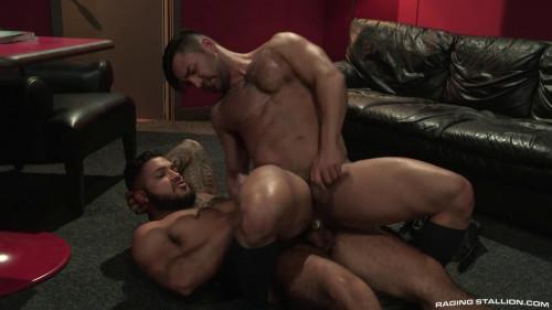 High n Tight, Scene #2: Bruno Bernal & Ryan Cruz