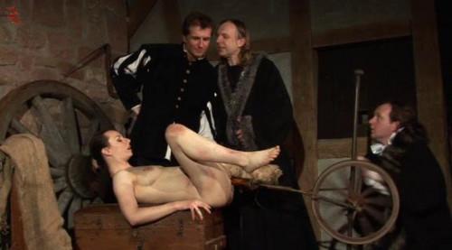 Interrogatio Die Tierhexe BDSM